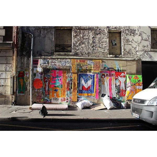 Rue Crespin du gast   Paris 11eme