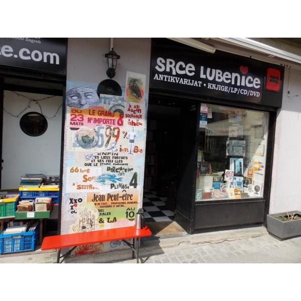 bookshop  Dorlac